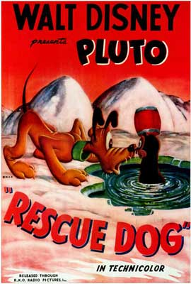 Rescue Dog - 27 x 40 Movie Poster - Style A