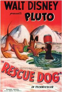 Rescue Dog - 43 x 62 Movie Poster - Bus Shelter Style A