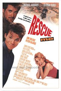 Rescue Me - 27 x 40 Movie Poster - Style A