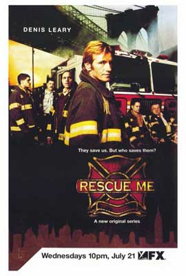 Rescue Me (TV) - 27 x 40 TV Poster - Style B