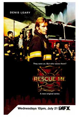 Rescue Me (TV) - 27 x 40 TV Poster - Style A