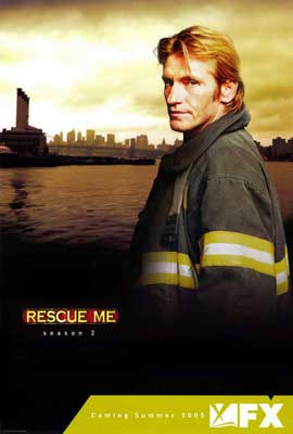 Rescue Me (TV) - 27 x 40 TV Poster - Style D