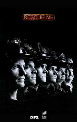 Rescue Me (TV) - 11 x 17 TV Poster - Style E