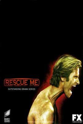 Rescue Me (TV) - 27 x 40 TV Poster - Style E
