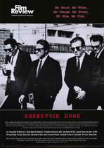 Reservoir Dogs - 11 x 17 Movie Poster - Style H