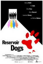 Reservoir Dogs - 11 x 17 Movie Poster - Style I