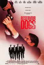 Reservoir Dogs - 27 x 40 Movie Poster - Style B