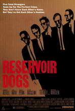 Reservoir Dogs - 27 x 40 Movie Poster - Style E