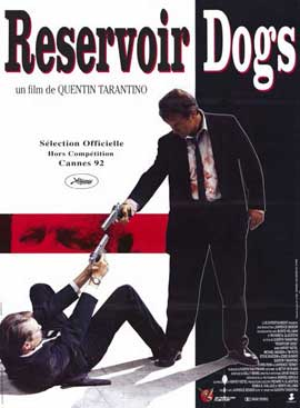 Reservoir Dogs - 11 x 17 Movie Poster - French Style A