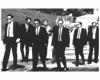 Reservoir Dogs - 8 x 10 B&W Photo #1
