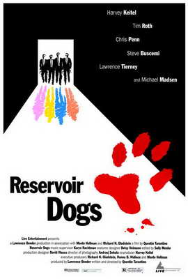 Reservoir Dogs - 27 x 40 Movie Poster - Style A