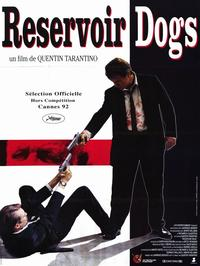 Reservoir Dogs - 30 x 40 Movie Poster - French Style A