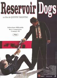 Reservoir Dogs - 11 x 17 Movie Poster - French Style B