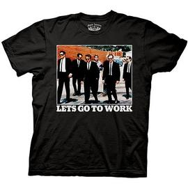 Reservoir Dogs - Let's Go To Work T-Shirt