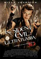 Resident Evil: Afterlife - 11 x 17 Movie Poster - Spanish Style A