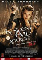 Resident Evil: Afterlife - 27 x 40 Movie Poster - Polish Style A