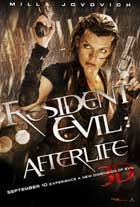 Resident Evil: Afterlife - 11 x 17 Movie Poster - Style A - Double Sided