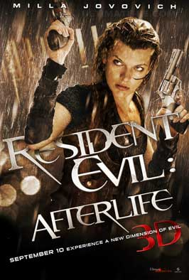 Resident Evil: Afterlife - 11 x 17 Movie Poster - Style A
