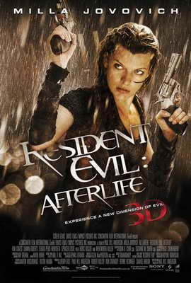 Resident Evil: Afterlife - 27 x 40 Movie Poster - Style A