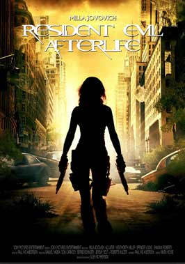 Resident Evil: Afterlife - 27 x 40 Movie Poster - French Style A