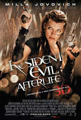 Resident Evil: Afterlife - 27 x 40 Movie Poster - Style C