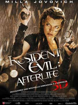 Resident Evil: Afterlife - 27 x 40 Movie Poster - German Style B