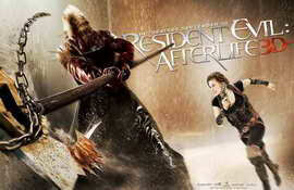 Resident Evil: Afterlife - 11 x 17 Movie Poster - Style E