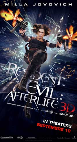 Resident Evil: Afterlife - 20 x 40 Movie Poster - Style A