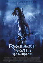 Resident Evil: Apocalypse - 11 x 17 Movie Poster - Style B
