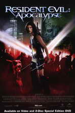 Resident Evil: Apocalypse - 11 x 17 Movie Poster - Style C