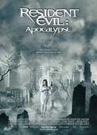 Resident Evil: Apocalypse - 27 x 40 Movie Poster - German Style D