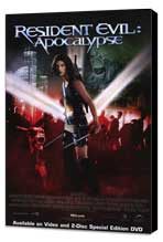 Resident Evil: Apocalypse - 11 x 17 Movie Poster - Style C - Museum Wrapped Canvas