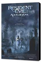 Resident Evil: Apocalypse - 27 x 40 Movie Poster - Style A - Museum Wrapped Canvas