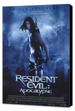 Resident Evil: Apocalypse - 27 x 40 Movie Poster - Style B - Museum Wrapped Canvas