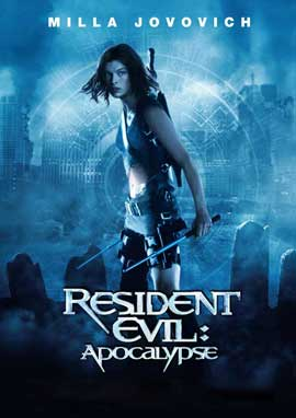 Resident Evil: Apocalypse - 27 x 40 Movie Poster