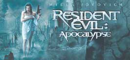 Resident Evil: Apocalypse - 20 x 40 Movie Poster - Style A