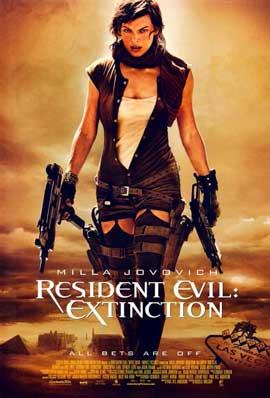 Resident Evil: Extinction - 11 x 17 Movie Poster - Style B