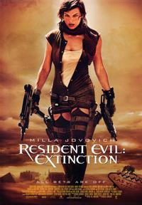 Resident Evil: Extinction - 43 x 62 Movie Poster - Bus Shelter Style B