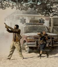 Resident Evil: Extinction - 8 x 10 Color Photo #23
