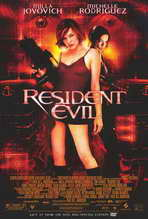 Resident Evil - 11 x 17 Movie Poster - Style D