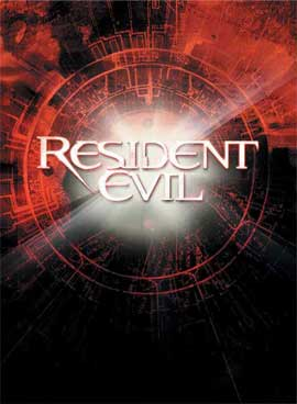 Resident Evil - 11 x 17 Movie Poster - Style F