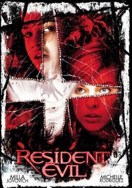 Resident Evil - 11 x 17 Movie Poster - Style I