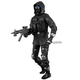 Resident Evil - Vector Action Figure