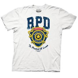 Resident Evil - RPD To Protect & Serve T-Shirt
