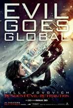 Resident Evil: Retribution - 11 x 17 Movie Poster - Style D