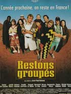Restons groupes - 11 x 17 Movie Poster - French Style A