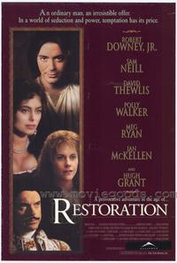 Restoration - 11 x 17 Movie Poster - Style B