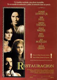Restoration - 43 x 62 Movie Poster - Spanish Style A