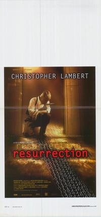 Resurrection - 11 x 17 Movie Poster - Italian Style A