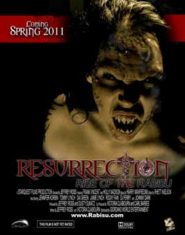 Resurrection - 43 x 62 Movie Poster - Bus Shelter Style A